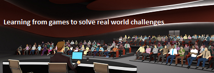 Learning from games to solve real world challenges